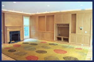 Interior Cabinet Refinishing Project in Skokie, IL 60076, 60077